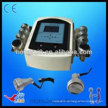 HR-706A CE tragbare Ultraschall Fettverbrennungsmaschine, Vakuum abnehmen Schönheit Maschine