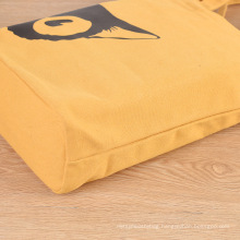 Customized Logo Printed Cotton Shopping Tote Bags