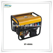 Cheap Price 6KW Silent Type Gasoline Engine Generator For Home Use