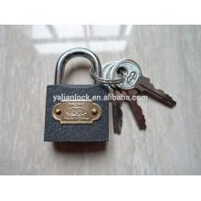 iron bravo padlock