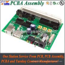 Assemblage de carte PCB d'assemblage de carte de circuit imprimé