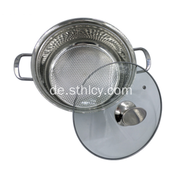 Edelstahl verdickt Suppe Pot Non Stick Pot
