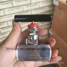 Stainless Steel Ss316 Needle Valve