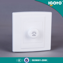 Igoto British Standard Style D3081 Dimmer Wall Switches
