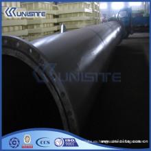 Tubo flotante de acero personalizado para dragado (USB4-001)