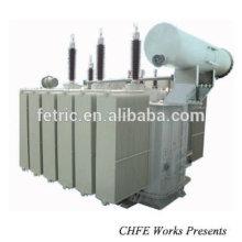 Drei Phase Ölbad Verteilung 69kV Transformator