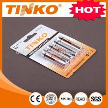 Heavy Duty batterie R6 utilisée dans jouets 60pcs/zone chaude OEM vente AA/AAA
