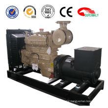 25kva diesel generator price with open silent trailer type