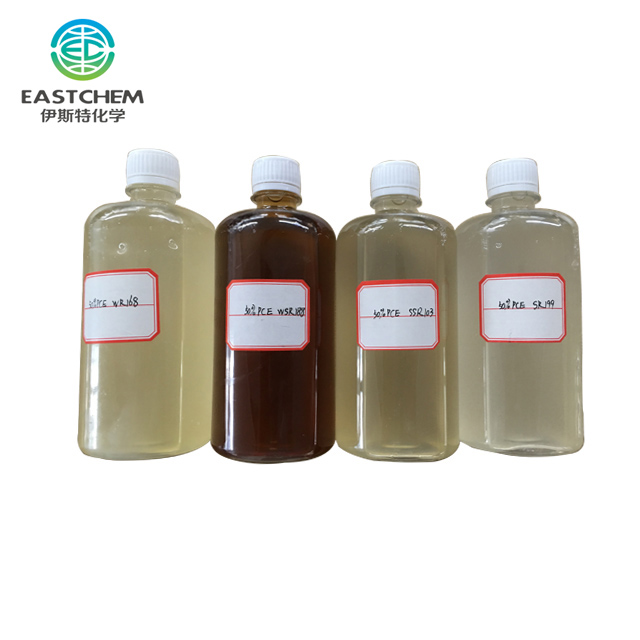 Polycarboxylate Superplasticizers Liquid