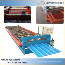 Máquina de laminado de chapa de acero laminado en frío / Chapa de metal corrugado