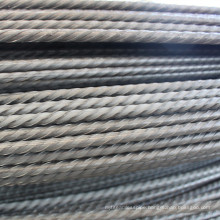 7.0mm High Tensile Non-Alloy Steel Spiral Ribs