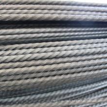 Côtes spirales en acier non allié à haute résistance de 7,0 mm