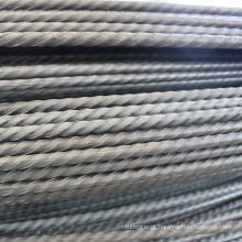 Nervuras espirais de aço não ligado de alta resistência de 7,0 mm