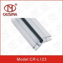 Водонепроницаемые уплотнительные прокладки для душевой кабины для стекла толщиной 6-12 мм, магнитная лента для стеклянных дверей