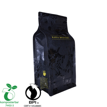 Eco Flat Bottom Food Packaging Bio Fábrica China