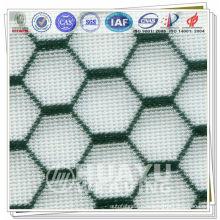 YT-0595, полиэфирная ткань двойной сетки с воздушной сеткой
