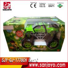 1778CH ben 10 rc nitro coche hobby juguetes de alta velocidad 4ch rc coche