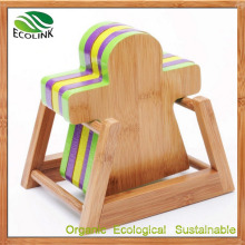 Colorful Bamboo Coaster Bamboo Mat (EB-B4191)