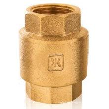 brass vertical check valve