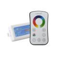 крытый светодиодное освещение 2.4 г 3 зоны Сенсорный пульт дистанционного RGB контроллер
