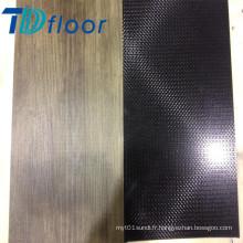 Plancher en vinyle de PVC de 5mm