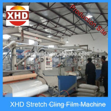 Stretch Film Extrusion Production line/ Thickness: 12 micro to 50 micro