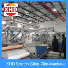 Linha de produção de extrusão de filme de estiramento / espessura: 12 micro a 50 micro