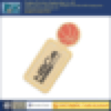 ISO 9001 прошел обычай выгравированный логотип металлическая пластина