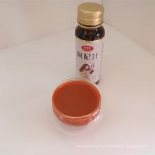 Poudre d'extrait de goji naturel pur au jus