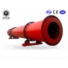 Usine de machines à sécher à cylindre rotatif minéral