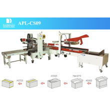 2015 Brother Apl-CS09 Automatic Carton Packing Line