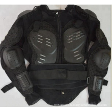 Veste de moto de vêtements de moto Retour / Poitrine / Armure / Protecteur complet du corps