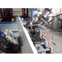 PVC Vinyl Siding Production Line PVC Wall Cladding Board Siding Extrusion Machine Production Line