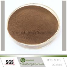 Lignosulfonate de calcium de pâte de bois de polymère soluble dans l'eau