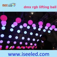 200мм музыкальный светодиодный шар света для украшения
