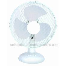 Aprovação CE 9 polegadas Mesh Grill Tabela Fan (USDF-630)