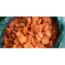 Prix du carot congelé IQF en Chine