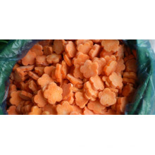 IQF frozen carrot price in China