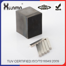 Rare Earth Strong Magnet Permanent Neodymium Magnet for Sale