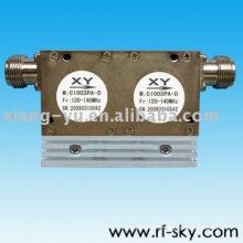 1.25 VSWR 100W 40dB 40-70MHz N/SMA Dual Isolator export