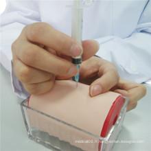 Modèle de pratique en injection multifonctionnelle en soins infirmiers