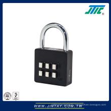 Digits combination padlock for blind man digital lock for locker