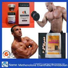 Анаболическое стероидное порошкообразное масло Methenolone Acetate Primobolan