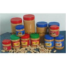 Арахисовое масло сливочное / хрустящее / оригинальный ароматизатор с 200/340/510 граммами