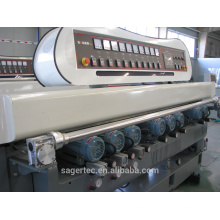 good quality and low price glass straight line beveling machine