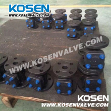 Forged Steel Flanged End Check Valves