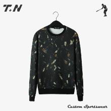 Новые мужские простые черные пуловеры с капюшоном с капюшоном с капюшоном