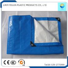 Blue Waterproof Materials PE Tarp for Tent