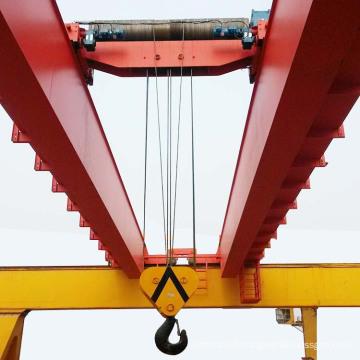 Atelier électrique utilisant le double grue 50 tonnes grue Prix