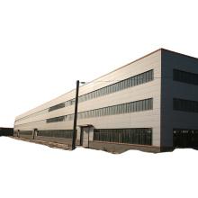 China Used Waterproof Prefabricated Metal Storage Shed Steel Buildings For Sale